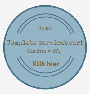 servicebeurt 2.0