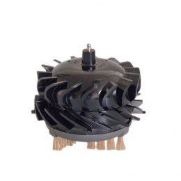 Rotor turboborstel
